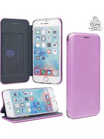 Etui portefeuille 3D violet...