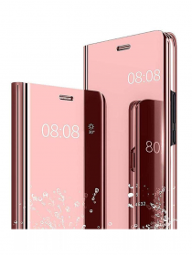 Etui View Cover Rose (S10)