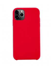 Coque Silicone Rouge...