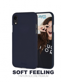 Coque Soft Feeling Bleue...