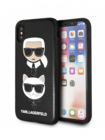 Coque KARL® Simili Cuir...