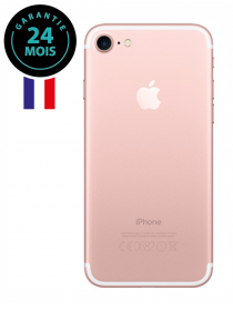 IPHONE 7 32Go Rose (24 mois)