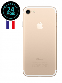 IPHONE 7 32Go Or (24 mois)