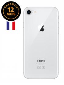 IPHONE 8 64Go Argent (12 mois)