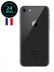 IPHONE 8 64Go Gris sidéral...