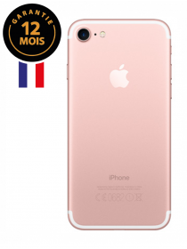 IPHONE 7 32Go Rose (12 mois)