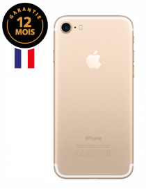 IPHONE 7 32Go Or (12 mois)