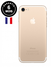 IPHONE 7 32Go Or (6 mois)