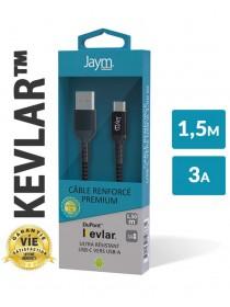 Câble USB vers USB-C 1,5m...