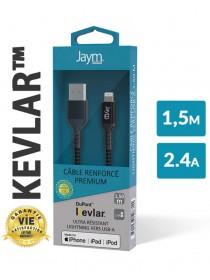 Câble USB vers Lightning...