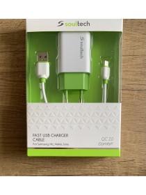 CHARGEUR SECTEUR MICRO-USB...