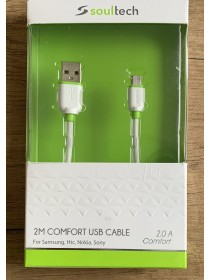 CABLE MICRO-USB 2 METRES...