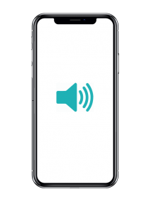 Haut-Parleur (Iphone XS)