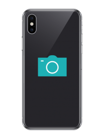 Caméra Arrière (Iphone X)