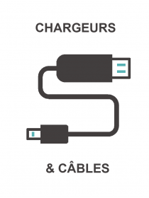 CABLES & CHARGEURS
